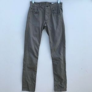 Rag & Bone Fit 2 Slim Leg Standard Pants #1931
